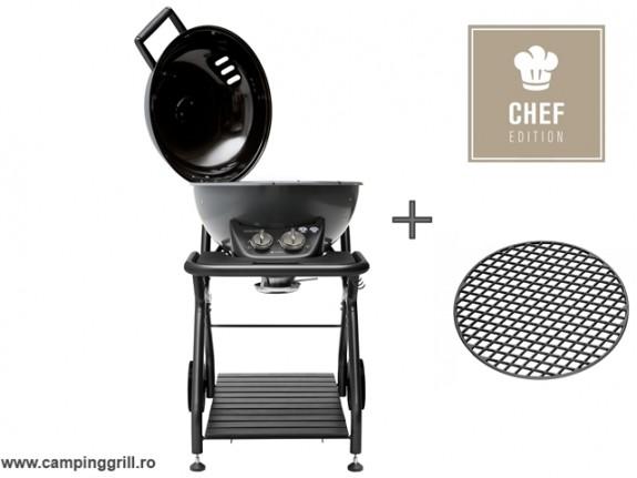 Grill cu gaz ASCONA CHEF EDITION Grey