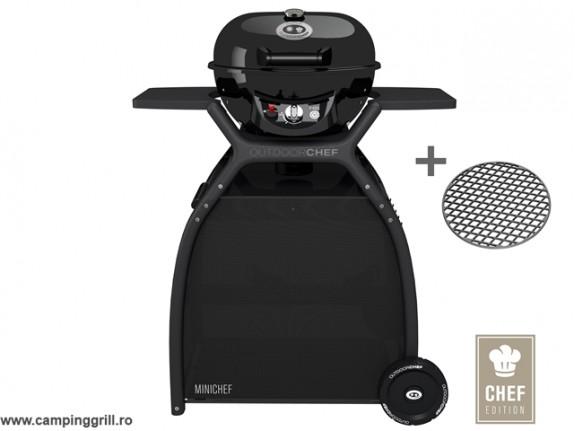 Grill terasa P-420G MINICHEF+ Chef Edition