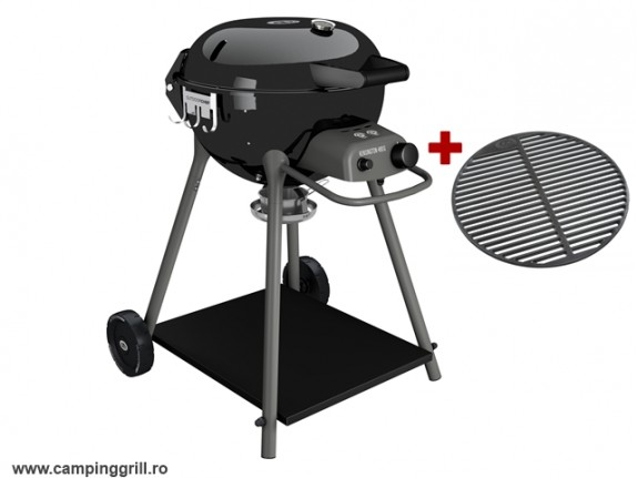 Gasgrill with castiron grill KENSINGTON 480G