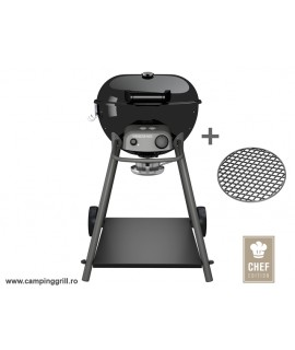 Gratar balcon KENSINGTON 480G Chef Edition