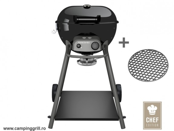 Balcony grill KENSINGTON 480G Chef Edition