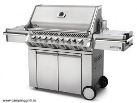 Gasgrill stainless steel Prestige PRO 665