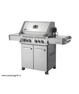 Stainless steel Gasgrill Napoleon Prestige P500