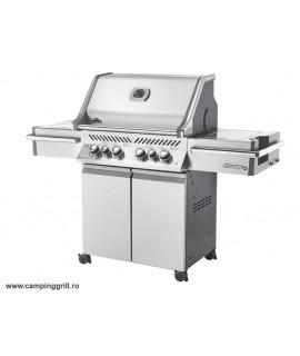 Gasgrill stainless steel Prestige PRO 500