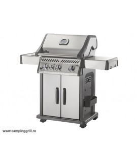 Stainless steel garden grill Rogue R425SIB