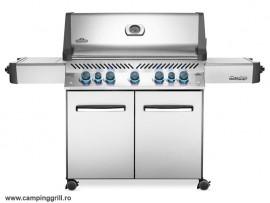 Napoleon stainless steel grill Prestige 665