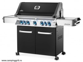 Backyard grill Prestige 665 black
