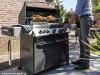Backyard grill Prestige 665 black