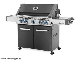 Garden grill Prestige 665 gray