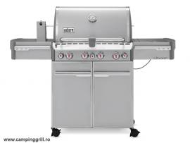 Weber grill Summit S-470 GBS