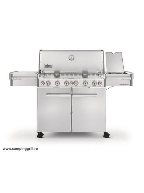Outdoor kitchen grill Summit S-670 GBS Inox