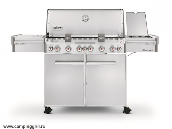 Outdoor kitchen grill Summit S-670 GBS