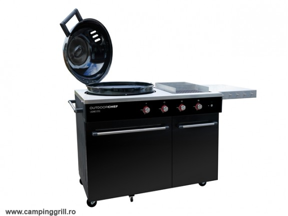 Outdoor kitchen with gas LUGANO 570G