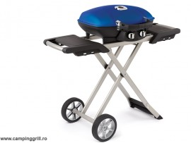 Foldable gas grill TravelQ 285X