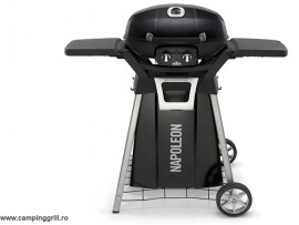 Gas grill TravelQ PRO285 with stand