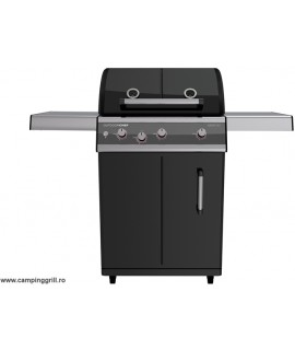 Barbecue DUALCHEF 325G