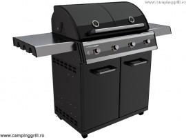 Barbecue DUALCHEF 415G