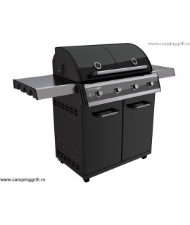 Barbecue DUALCHEF 415G