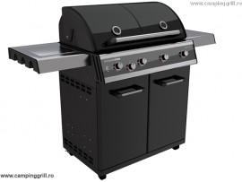 Garden gas grill DUALCHEF 425G