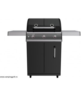 Terrace grill DUALCHEF 315G