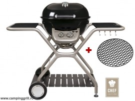 Gas barbecue MONTREUX Chef Edition 570G
