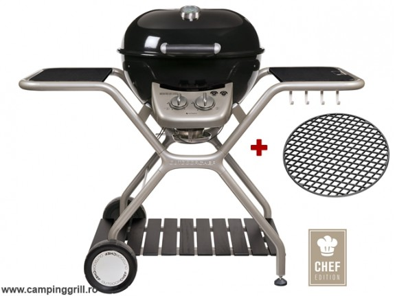 Barbecue gaz MONTREUX Chef Edition 570G