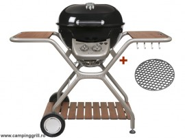 Gasgrill MONTREUX 570G with cast iron grid