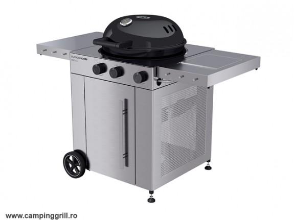 Arosa 570G premium stainless steel bbq