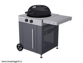 Arosa 570 G gas grill steel bbq