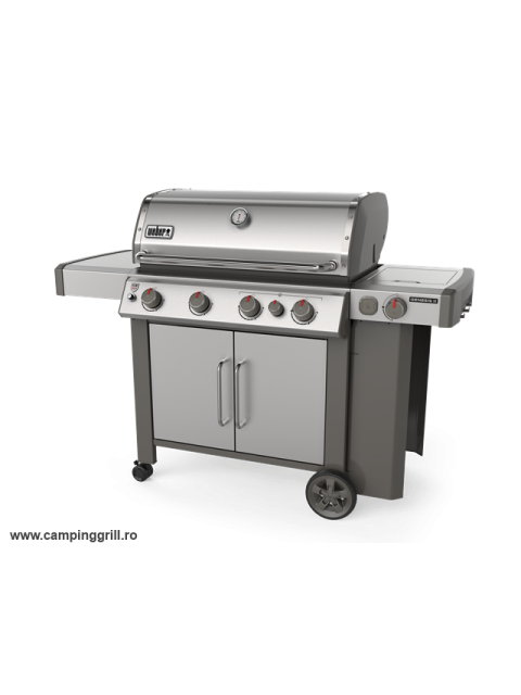 Outdoor kitchen Weber Genesis II SP-435 GBS