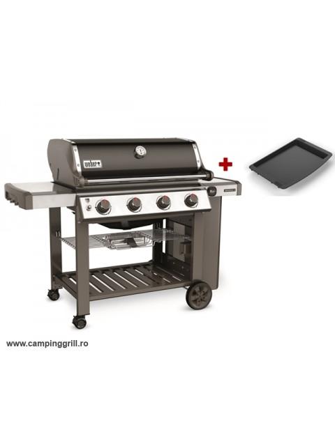 Backyard grill Genesis II E-410 with plate