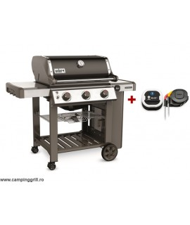 Grill Genesis II E-310 GBS with iGrill Thermometer