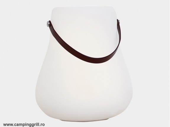 Flowerpot with sound and light L