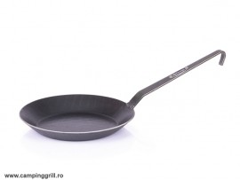 Wrought iron pan 20 cm