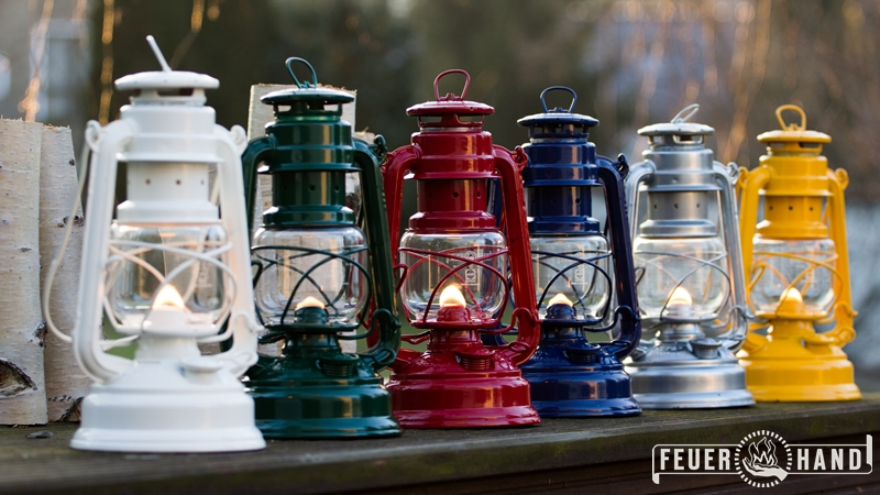 lampi cu gaz Feuerhand