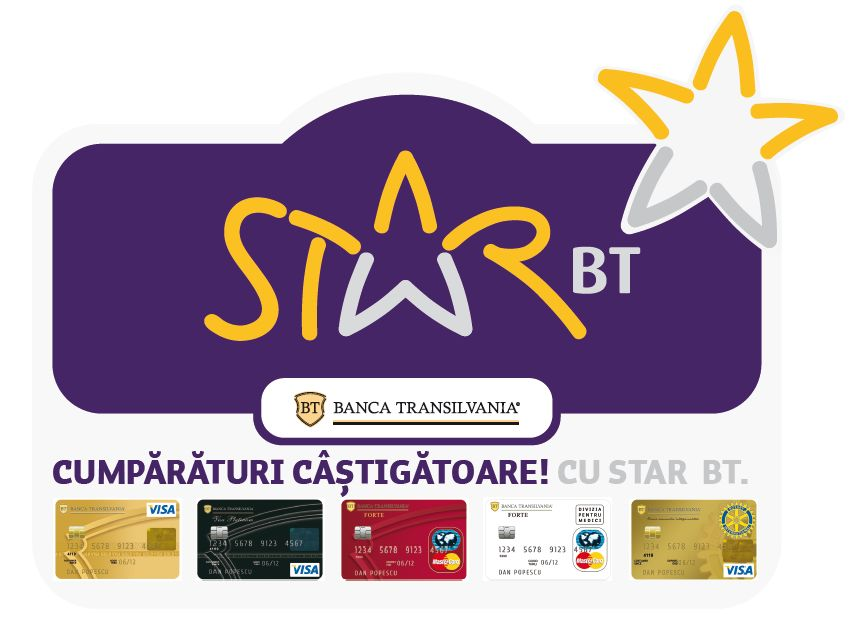 Card in Rate Banca Transilvania